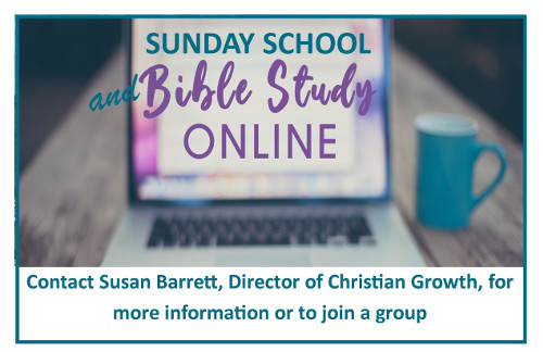Online Sunday School and Bible Study